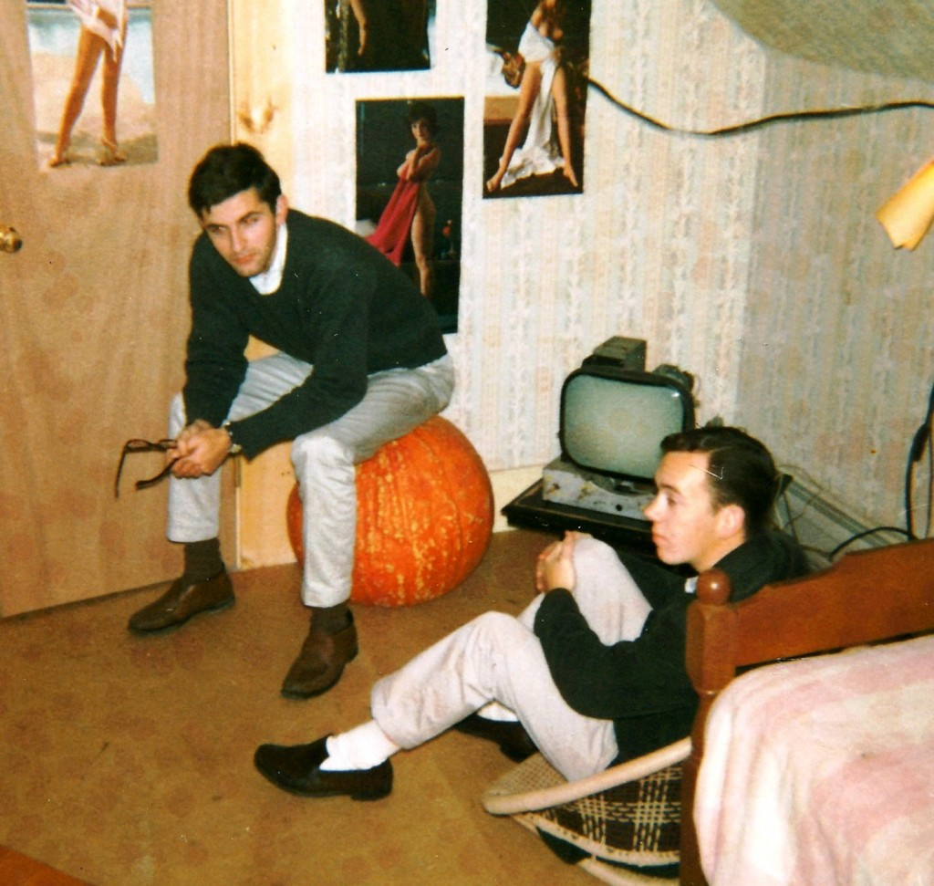 Carlos Macaya, Steve Hatch , Fall 1964